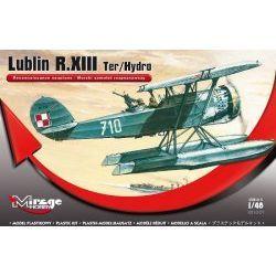 Lublin R.XIII Terenowy / Hydroplan