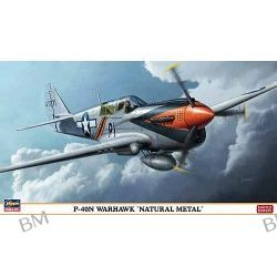 P-40N WARHAWK 'NATURAL METAL'