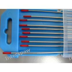 Elektroda wolframowa czerwona 2,0