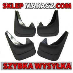 Chlapacze gumowe Opel Zafira Corsa Combo Omega