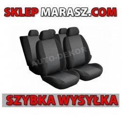 Pokrowce samochodowe MIAROWE SKODA FABIA I  II 2/1