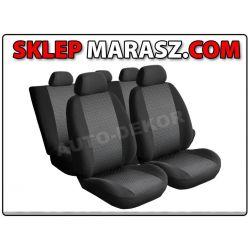 Pokrowce samochodowe MIAROWE Seat LEON II 2005-13