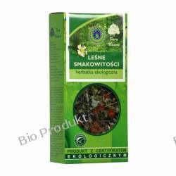 LEŚNE SMAKOWITOŚCI herbatka ekologiczna  Dary Natury  100g