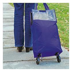 Składana torba/wózek na zakupy