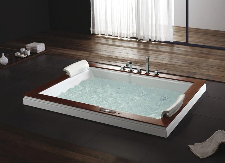 Wanna Z Hydromasażem Aquapeutics 261 Abc łazienka 24