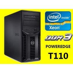 DELL POWEREDGE T110 XEON i5 4X2400 8GB 146GB SAS