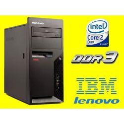 IBM M58 TOWER C2D 2X3000 2GB DDR3 160GB DVDRW VHB