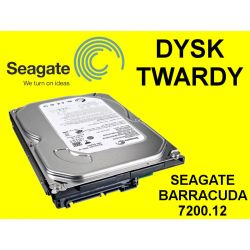 SEAGATE BARRACUDA ST3500418AS 500GB SATA2 FV23% GW