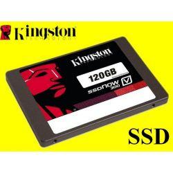 ROZBUDOWA HDD NA NOWY SSD KINGSTON V300 120GB FV #