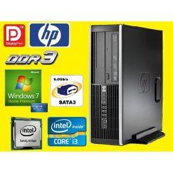 HP 6200 PRO DESKTOP i3 2X3100 SANDYB 4 250 RW 7 HP