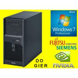 GRY SIEMENS P3521 DUAL 2X3200 2GB 320GB GT610 7PRO