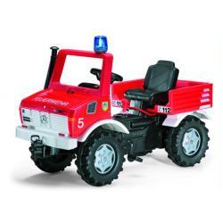Rolly Toys Mercedes Unimog Straż pożarna 3-10 lat
