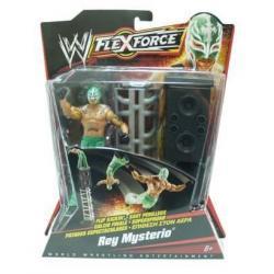 WWE Flexforce w wersji delux z akcesoriami