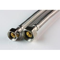 """Wąż przyłączeniowy do baterii, przyłącze ⌀ 1/2"""" × 3/8"""" GW, długość: 600 mm"""