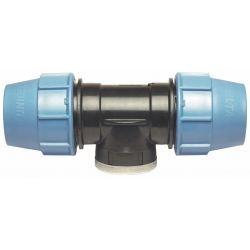 "Trójnik polietylenowy, ⌀ 50 mm × 2"" GW × 50 mm"