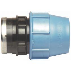 """Złączka polietylenowa, ⌀ 63 mm × 2 1/2"""" GW"""