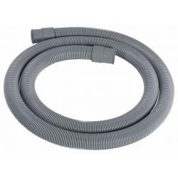 Rura odpływowa do pralki, długość: 100 cm