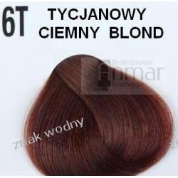 AQUARELY 6T - TYCJANOWY CIEMNY BLOND 100 ML