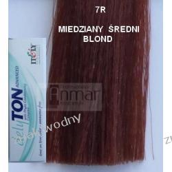 DELYTON ADVANCED 60 ML - 7R MIEDZIANY ŚREDNI BLOND