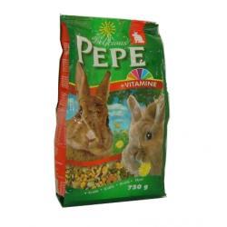 PEPE + vitamine dla królika 750g