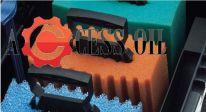 art.56677 Gąbka filtracyjne do Biosmart 18000/20000/30000/36000/BIOTEC 5.1/BIOTEC 10.1 czerwona OASE