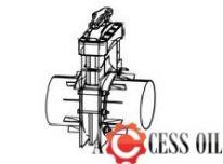 art.27171 Zasuwa DN100 OASE -Akcesoria do budowy oczka