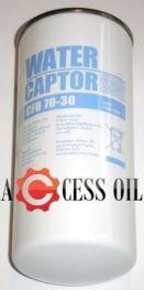Filtr do oleju i paliwa z separatorem wody  Water Captor CFD 150-30(wkład wymienny)