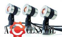 art.50508 Oświetlenie pod i nad wodę, OŚWIETLENIE LED, Lunaqua Maxi LED 3W Set 3 OASE
