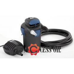 wyjątkowyBioPress Set 10000 OASE - Zestaw filtrów ciśnieniowych do oczka wodnego