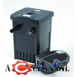 wyjątkowyart.5082 FiltoMatic CWS Set 25000 OASE - Zestaw pompa i przepływowy filtr do oczka wodnego