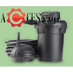 PondoPress 5000 PONTEC - Zestaw filtrów ciśnieniowych