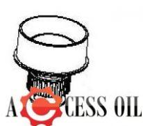 """art.35578 Redukcja z 2"""" do DN100 OASE - Akcesoria do budowy oczka"""
