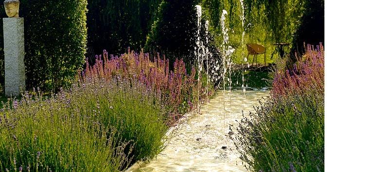 Water Quintet Creative OASE-50394 POZNAŃ nowoczesne oczko wodne