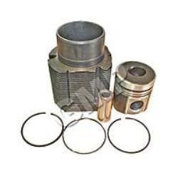 ZESTAW NAPRAWCZY SILNIKA DEUTZ FL-413 (125mm)3P (3-pier) sworzeń 45x102, tłok TEFLON