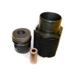 ZESTAW NAPRAWCZY SILNIKA DEUTZ KHD FL-413 120mm (4-pier) sworzeń 45x102, TŁOK TEFLON
