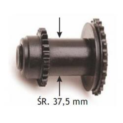 ZĘBATKA SAMOREGULACJI LEWY GWINT ŚR. 37,5 mm Duże podzespoły