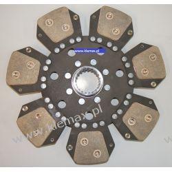 TARCZA SPRZĘGŁA DEUTZ Fi 295mm DX85, DX90, 21 ZĘBÓW, Części do maszyn rolniczych