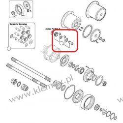 ZESTAW NAPRAWCZY ZWOLNICY MAN HD7 13120 - 16120, HD9 13120 - 16120,