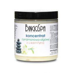 L-karnityna na cellulit STOP cynamon-algi BingoSpa