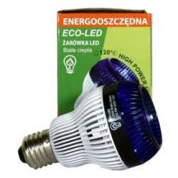 Żarówka 1 LED Eco-Led E27 120st ciepła 190lm/N 9475