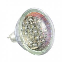 Żarówka 20 LED Ecolighting zimna MR16-Z-20 12V
