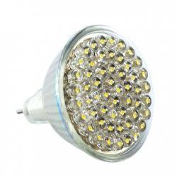 Żarówka 48 LED Ecolighting ciepła MR16-C-48 12V