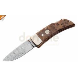 Nóż Boker Thuja Damastmesser