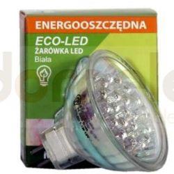 Żarówka 21 LED Eco-Led 12V MR16 120st biała 52lm 9420...