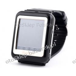 Zegarek z telefonem GSM AOKE czarny