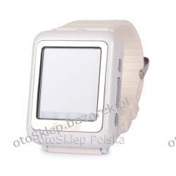 Zegarek z telefonem GSM AOKE biały