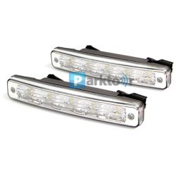 Światła do jazdy dziennej DRL LED SY-008A1