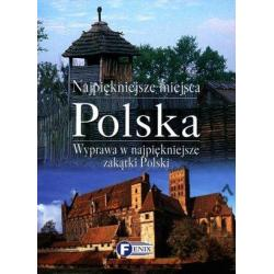 Polska Najpiękniejsze miejsca NOWA TWARDA 192s.