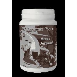 Młody Jęczmień Bio Organic Foods 105g. Cukrzyca Nowotwór Odporność