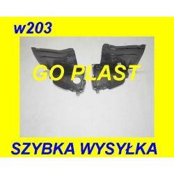 NADKOLE NADKOLA PLASTIK MERCEDES W203 W 203 PRZEDN